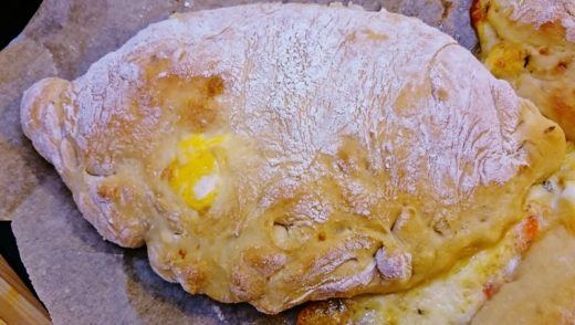 Calzone Thermomania Thermomix