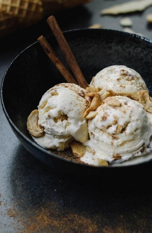 Jak zrobić lody o smaku solonego karmelu thermomania thermomix