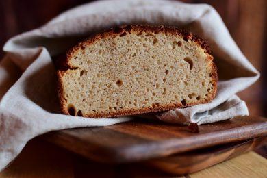 Chleb orkiszowy na zakwasie żytnim - codzienny Thermomania Thermomix