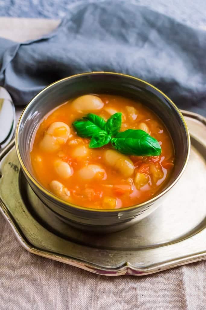 Bob czorba czyli wegańska zupa fasolowa Thermomania Thermomix