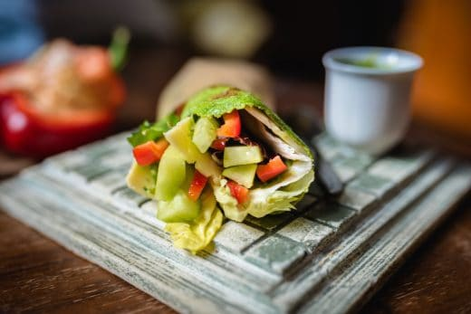 Domowa tortilla i pesto - najzdrowsze zielone jedzenie Thermomania Thermomix
