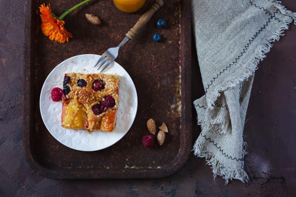 Najlepsze ciasto z owocami - hit lata Thermomix Thermomania
